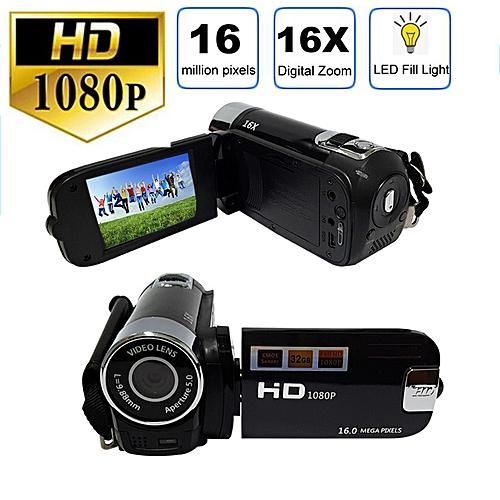 16MP 2.7inch Digital Video Camera 1080P DV Camera 16X Zoom