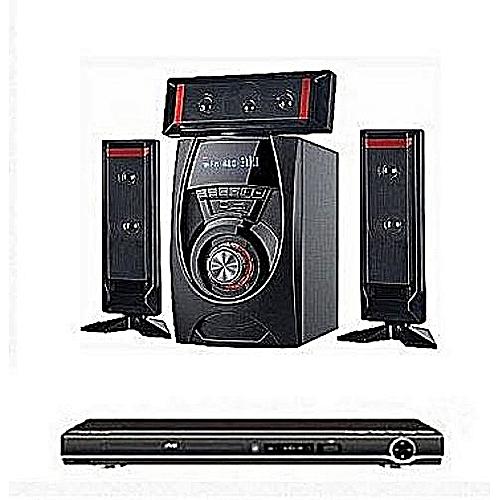 D Marc D Marc A22 Home Theatre Bluetooth System+DVD Player