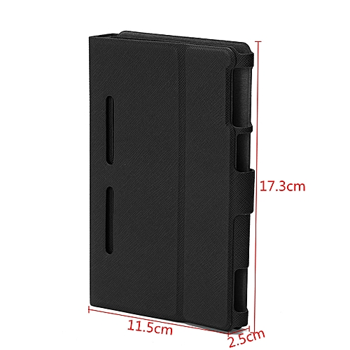 Adjustable Leather Flip Case Cover Stand Protective For Nintendo Switch Console