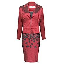 Sophisticated Ladies Dress Suit