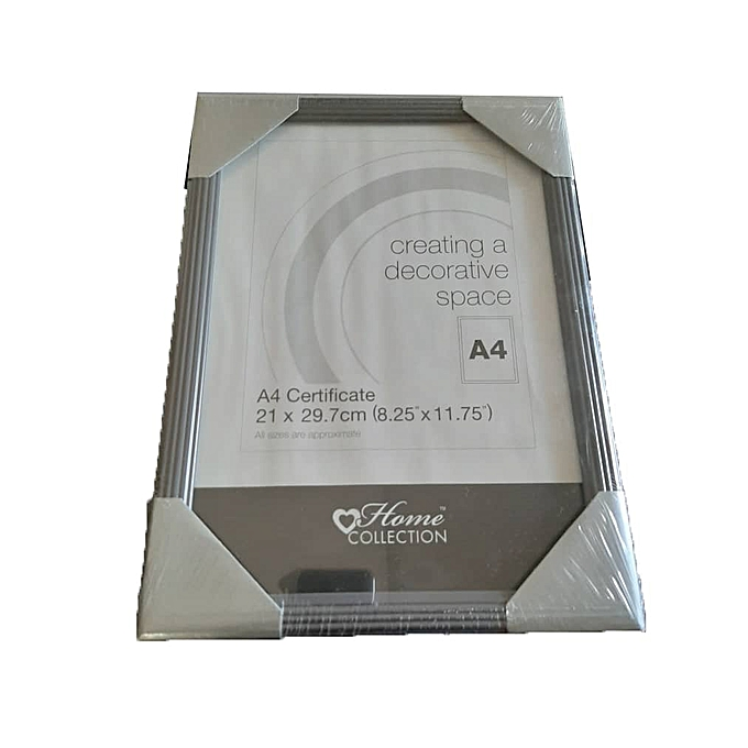 Buy Home Collections Certificate Or Group Picture Frame-A4 Size ...