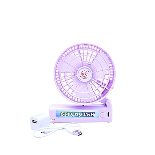 Hand Fan Multi-Function Rechargeable Portable Mini USB Fan.
