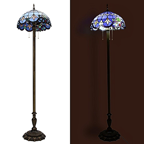 Beautiful Tiffany Style Floor Lamp