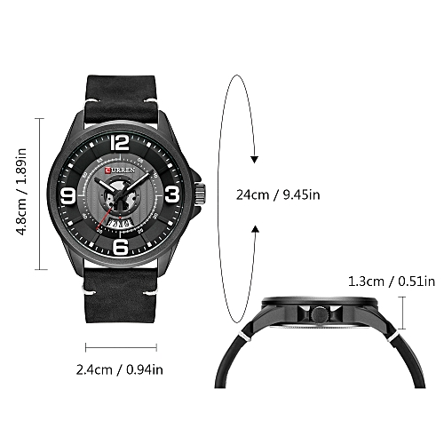 Fashion Business Men Watches Quartz Male Wristwatches Clock Relogio Masculino