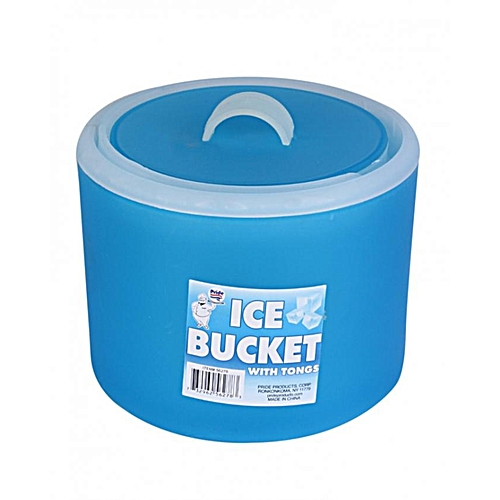 Ice Bucket- Blue