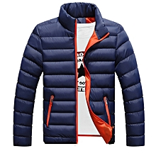 293f74005a0 Fashion New Jacket Male Trend Student Youth Sports Coat Men  039 s Cotton  Jacket