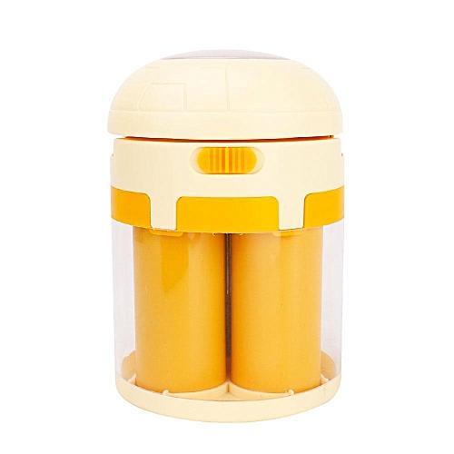 【clearance Sale+ready Stock】Energy Saving LED Sea/ Salt Water Chemical Powered Night Light Portable Desk Lamp