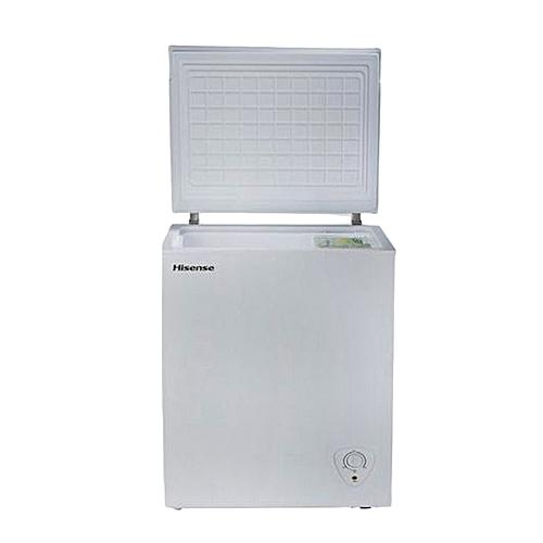 Chest Freezer - H130CF - Silver