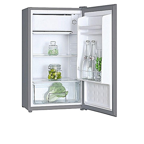 Table Top Fridge - 100L - REF100DR - Silver