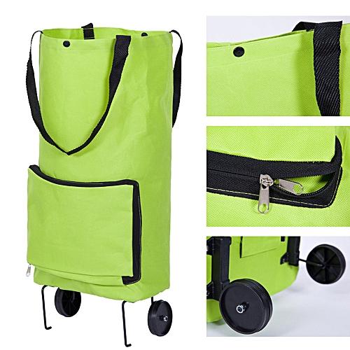 Jummoon Shop Folding Shopping Cart Folding Tug Cart Shopping Shopping Cart For Vegetables