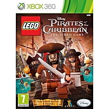 LEGO PIRATES OF THE CARIBBEAN THE VIDEO GAME XBOX 360 for sale  Nigeria