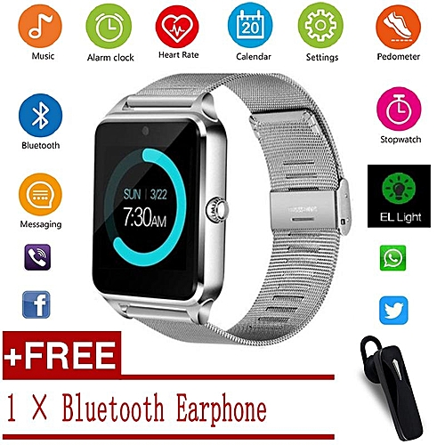 0d6ada0f74080d Generic NEW Z60 PLUS Smart Watch Phone Pedometer Sedentary Remind Sleep  Monitor Remote Camcompatible With Samsung,Xiaomi Huaiwei,IPHONE. Android,ios  ...