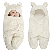 c0b5bf519c5d1 Newborn Baby Swaddle Wrap Soft Winter Baby Bedding Receiving Blanket Manta  Bebes Sleeping Bag