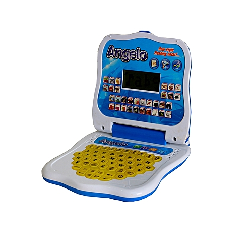 Portable Children Educational Study-Fun Laptop With LCD