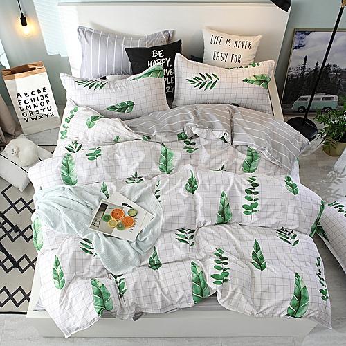 Green Mood Duvet Cover Set 4 Pieces Comforter Set