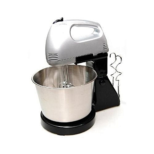 Cake Mixer With Stainless Bowl.
