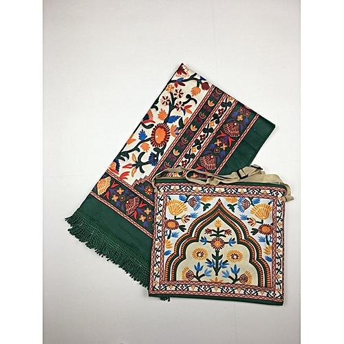 Muslim Prayer Mat With Bag For Travel Bag Prayer Mat ,Islam Prayer Rug With Bag Sets HGP-009 3D Print