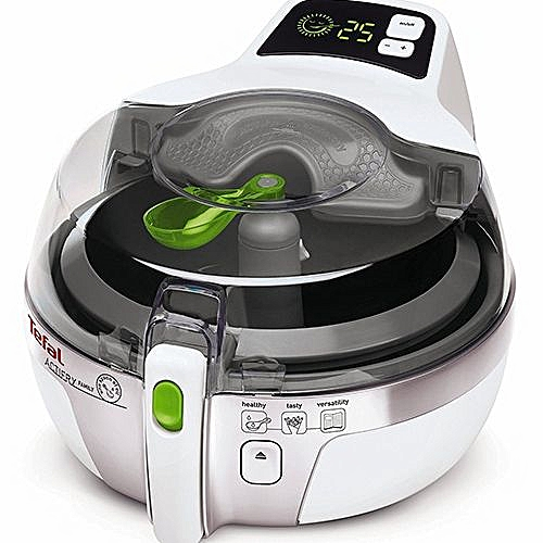 ActiFry Low Fat Electric Fryer, 1.5 Kg - White