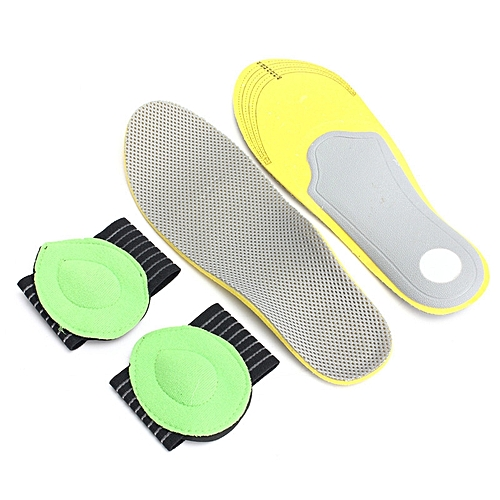 1813dde2bb48 Generic Foot Heel Pain Relief Plantar Fasciitis Insole Pads   Arch Support  Shoes Insert