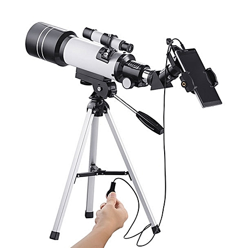 16x/66x High Definition Astronomical Telescope With Tripod