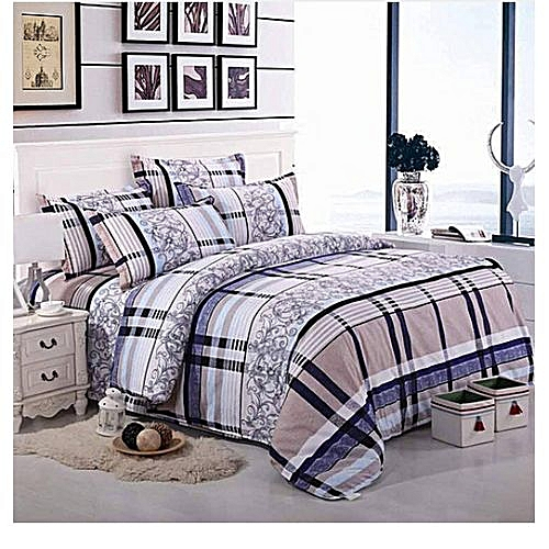Bedsheet With Pillow Cases
