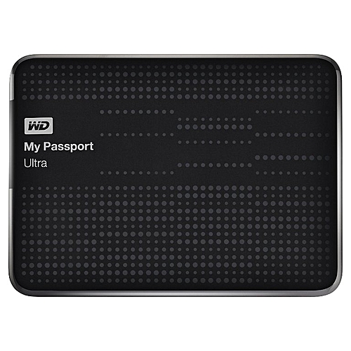 2TB 3.0 My Passport Ultra Portable External HDD