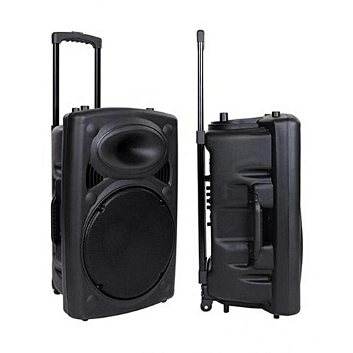 Rechargeable Bluetooth- Public Address System With Wireless Microphones