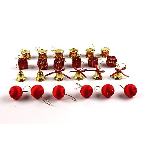 Christmas Xmas Tree Ball Bauble Hanging Home Party Ornament Decor Wannag
