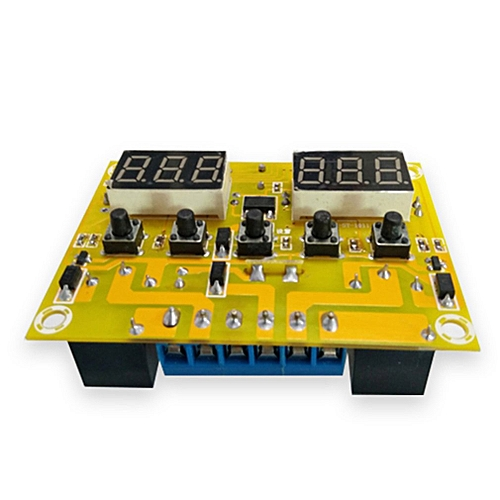 Digital Thermostat Incubator Temperature Controller Two Relay Output LED 220V