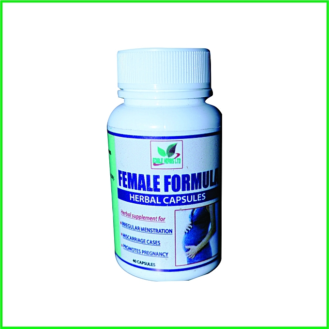 FEMALE FERTILITY BOOSTER PACKAGE - For Hormonal Imbalance, Open Blockage Of  Fallopian Tube, Make You Get Pregnant Quick
