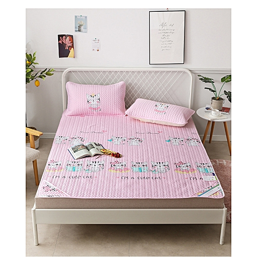 Air Conditioning Soft Cool Bed Mat MMF Three Pieces Sets