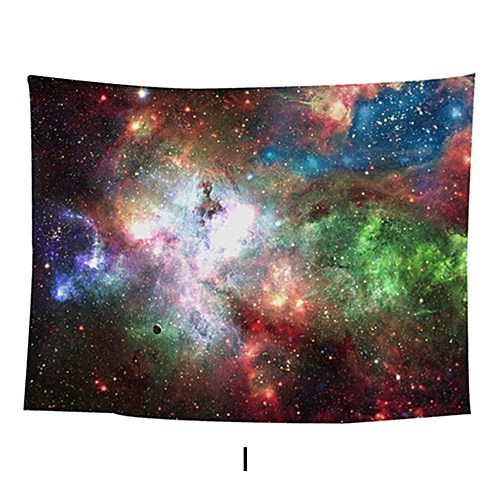 Dtrestocy Stars Tapestry Hippie Room Bedspread Wall Hanging Throw Blanket