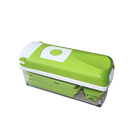 Nicer Dicer Vegetable/Fruit Slicer - Green
