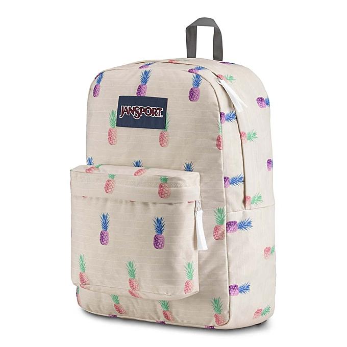e5bfd12beeb JanSport SuperBreak Backpack - Pineapple Punch
