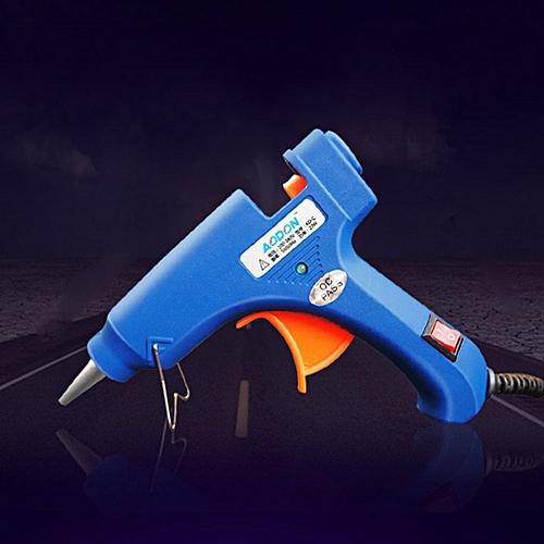 Glue Gun With Switch 20W Hot Glue Gun Hot Melt Glue Gun Mini Glue Gun Blue EU