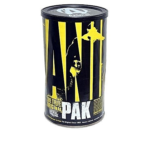 Animal Pak Sports Nutrition Supplement - 44 Packets