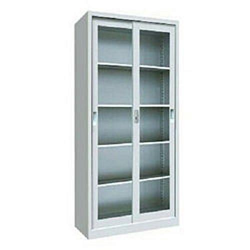 Glass Sliding Door Metal Cabinet(Lagos & Ogun Delivery Only)