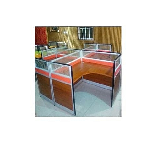 Universal Chef Office 4 Person Work Station - 1.2 Meters