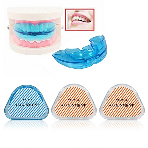 Teens Adults Teeth Retainer Dental Health Care Straight Reusable Tooth Braces Trainer