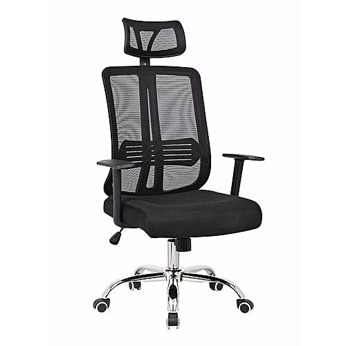 Office Mesh Chair - Black