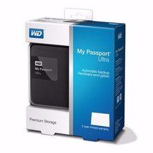 2TB My Passport Ultra Portable External Hard Disk Drive-HDD 2TB