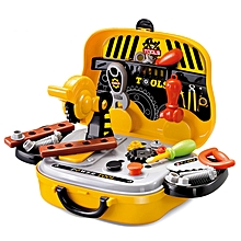 Simulation Electronic Maintenance Tools Repair Tool Toy Pretend Play Set Portable Toolbox Educational DIY Toys, used for sale  Nigeria