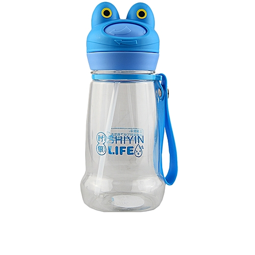 Cartoon Character Water Bottle