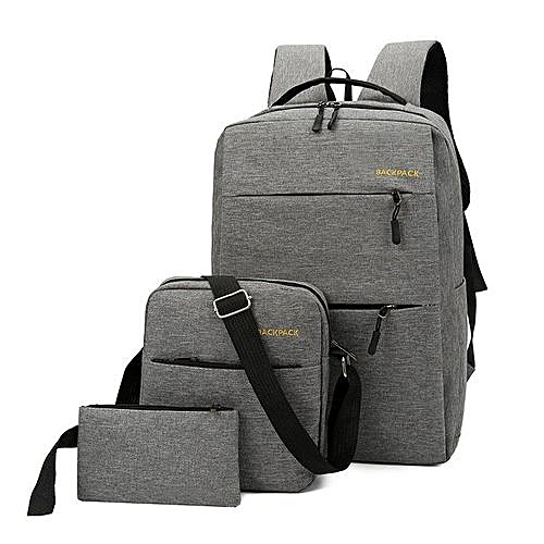Anti Theft Laptop 3 N 1 Backpack
