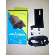 Fast Charger For All Android Phones - Black