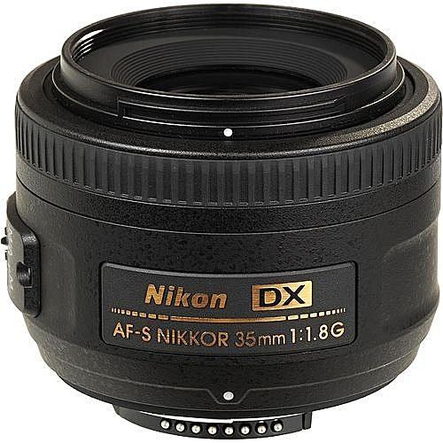 AF-S DX NIKKOR 35mm F/1.8G Lens