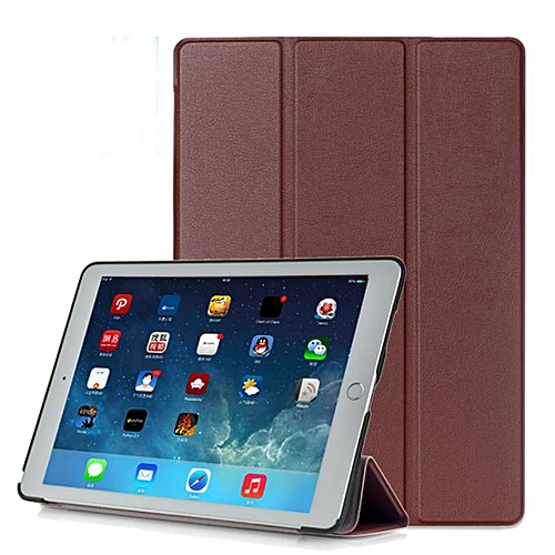 Intelligent Sleep Folding Stand Leather Case Cover For IPad Pro 9.7inch BW