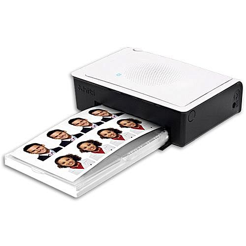 Buy digital photo and passport printer with wifi ipad for Best buy photo printing