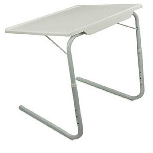 Table Mate- The Adjustable Table That Slides To You!