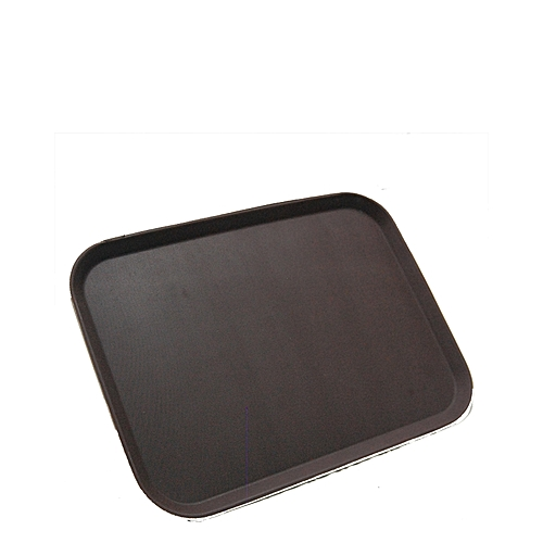Rectangle Serving Tray - Brown